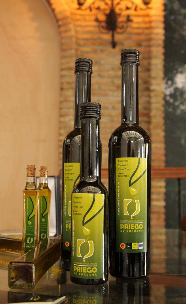 Aceite de oliva virgen extra D.O. Priego de Cordoba