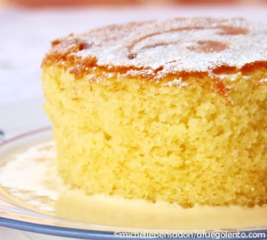 Cake Quatre-Quarts breton. Bizcocho cuatro cuartos | Recetas y menús