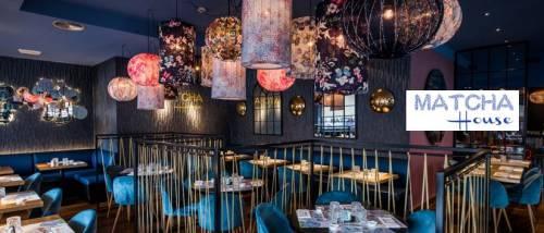 MATCHA HOUSE, Sushi pero algo más en Madrid