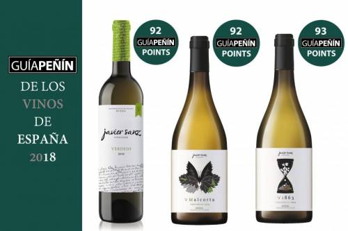 Los mejores vinos de la Guía Peñín en Vinos Cutanda