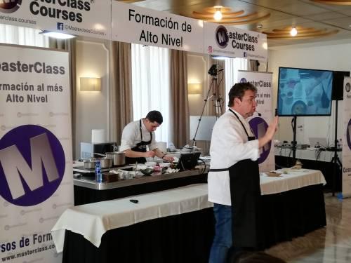 El Chef y Presiente de ASCAIB, Koldo Royo, Confirma su Participación en el I Congreso Saborfusion República Dominicana 2020