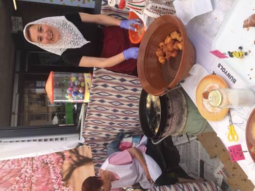 Hoy nos visita: Antonia Rayó Morro, que nos trae sus buñuelos y sus consejos desde Selva (Mallorca)