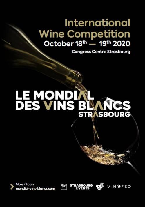 Concurso Internacional de los Vinos Blancos
