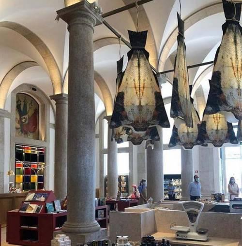 Centro de Interpretación de la Historia del Bacalao Abre Sus Puertas en Lisboa   Historia y Gastronomía   Museos   Centros Culturales