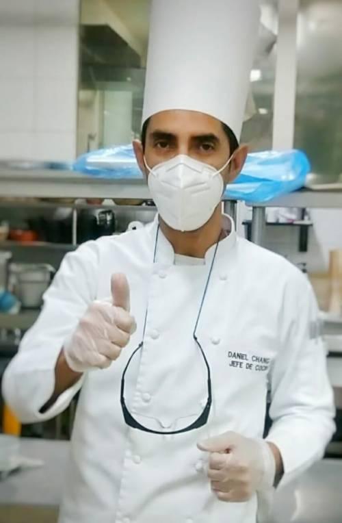 Daniel Chang Matsusaka, joven Chef peruano, nos presenta su receta mas representativa ...