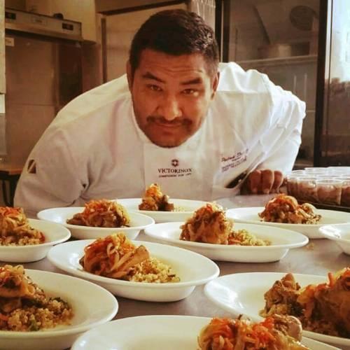 Ricardo Palma, destacado chef chileno y precursor de la cocina Aymara