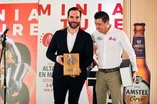 Vitoria-Gasteiz anuncia Miniture Pintxos Congress para octubre