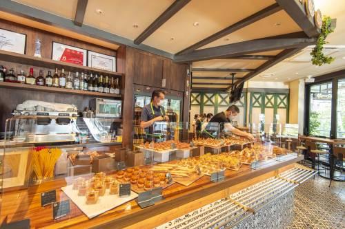 Japón, el país del Gran Sol naciente, ya disfruta de los pintxos vascos