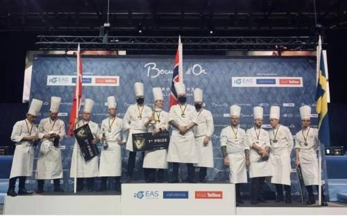 Noruega gana el Bocuse d`Or Europa