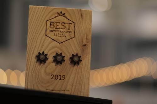 La guía de pintxos Best premia a la Hostelería de Euskadi y Navarra