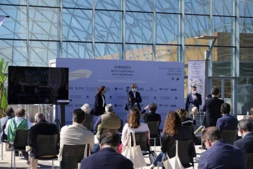 Feria Valencia acoge una edición especial de Mediterránea Gastrónoma en homenaje a los productores y hosteleros