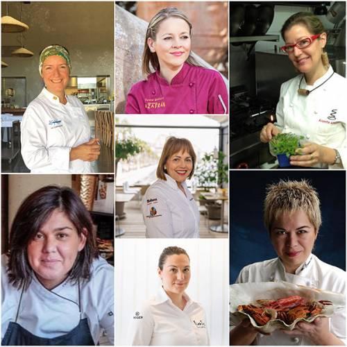 Las Mujeres Que Cocinan el Mundo