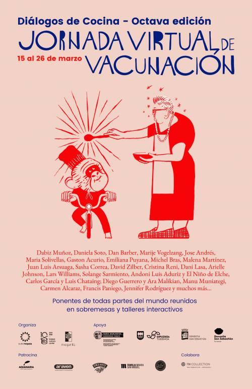PRESENTACIÓN DE DIÁLOGOS DE COCINA 2021