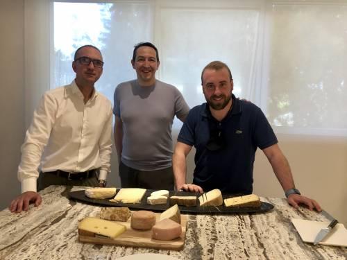 Los mejores quesos y caviares del mundo en las Villas más exclusivas de España