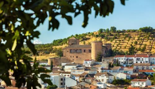 Arbequino Amontillado de Castillo de Canena