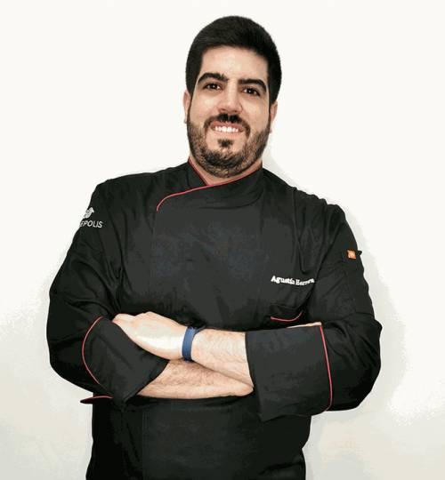 Entrevista al Chef Agustín Herrera del Restaurante Marepolis