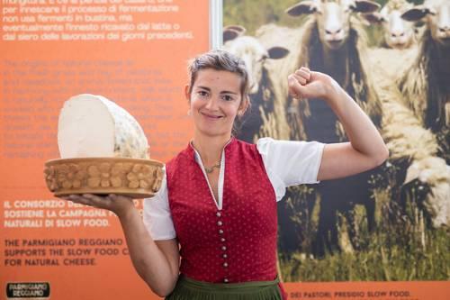 Los ganadores de los Premios Slow Cheese inauguran Cheese 2021 Este año los ganadores vienen de India, Francia, Albania e Italia