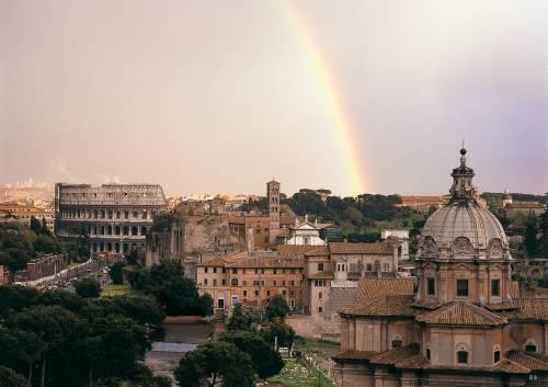 Roma, deliciosa ruta gastro entre 26 millones de ánforas