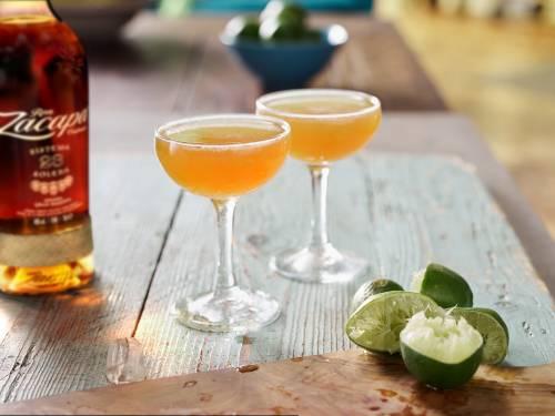 receta del coctel Zacapa Rum Daiquiri