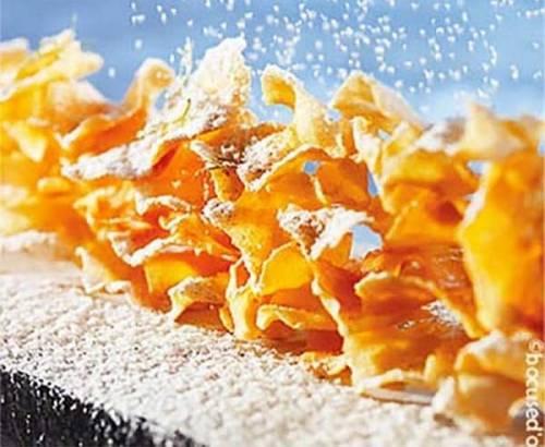Chips de Topinambur y Anís