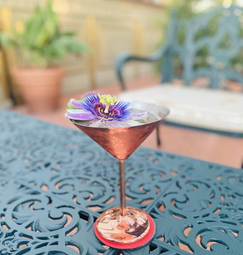 Coctel Palace Martini