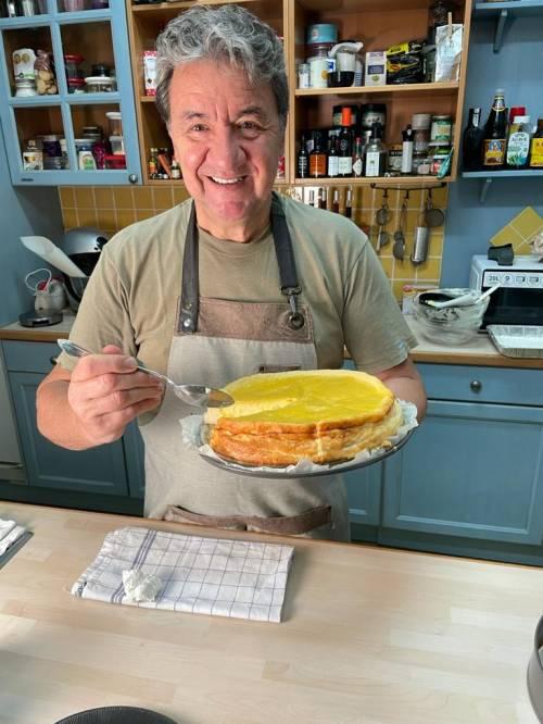 Cheesecake con Mango Koldo Royo Tik Tok
