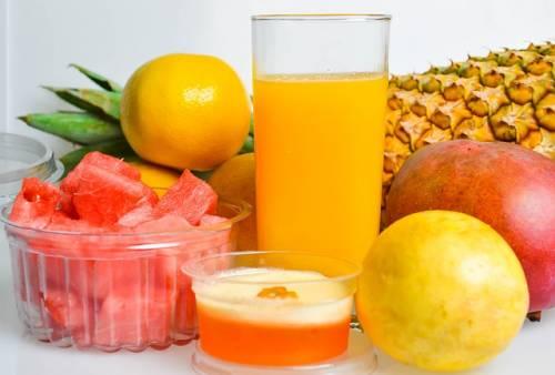 Batidos con vitamina C