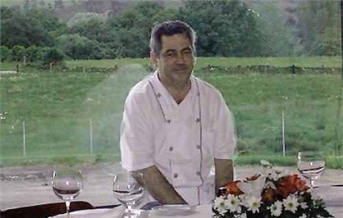 El arroz meloso con setas del Restaurante Casa Carlos (Asturias)