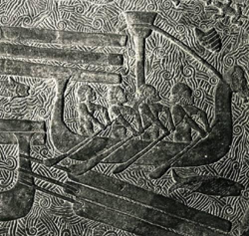 Los fenicios y su flota dieron a conocer muchos productos