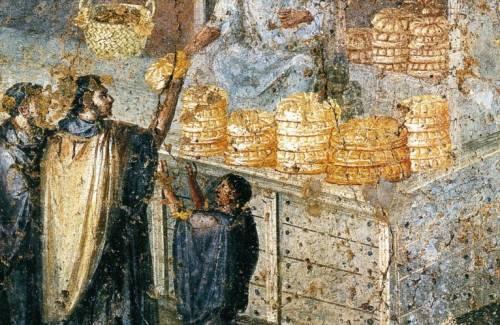 El pan en la antigüedad