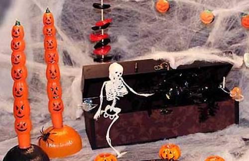 Invitados en casa: menú terrorífico para Halloween