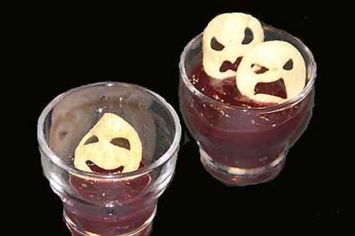 Recetas Halloween: Patatilla Freddy Krueger con Ketchup