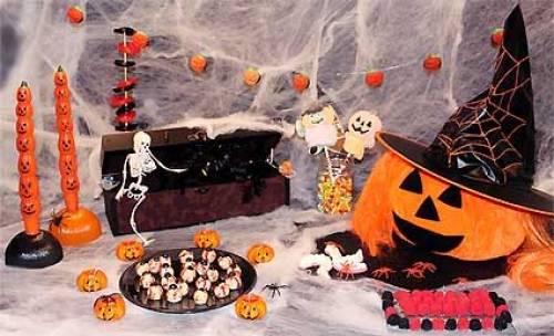 Recetas de Halloween: Bodegón del Terror