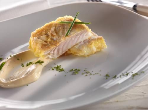 Merluza mahonesa de ostras