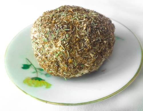 Queso Vegano de Okara de Almendras