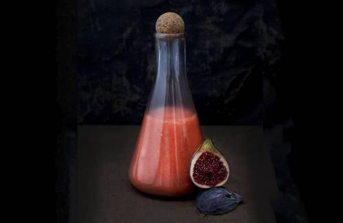 Gazpacho de higos