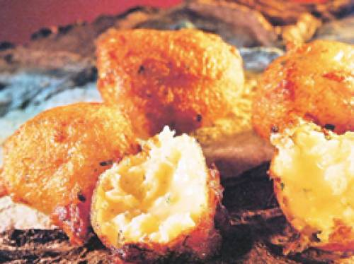 Buñuelos de Bacalao | Pescados | Salazones | Fritos y Rebozados