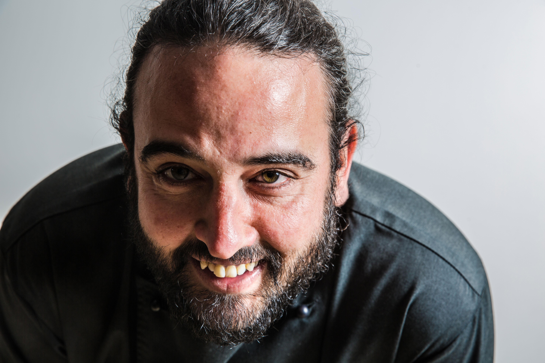Cocinero Luis Aznar ASCAIB Afuegolento