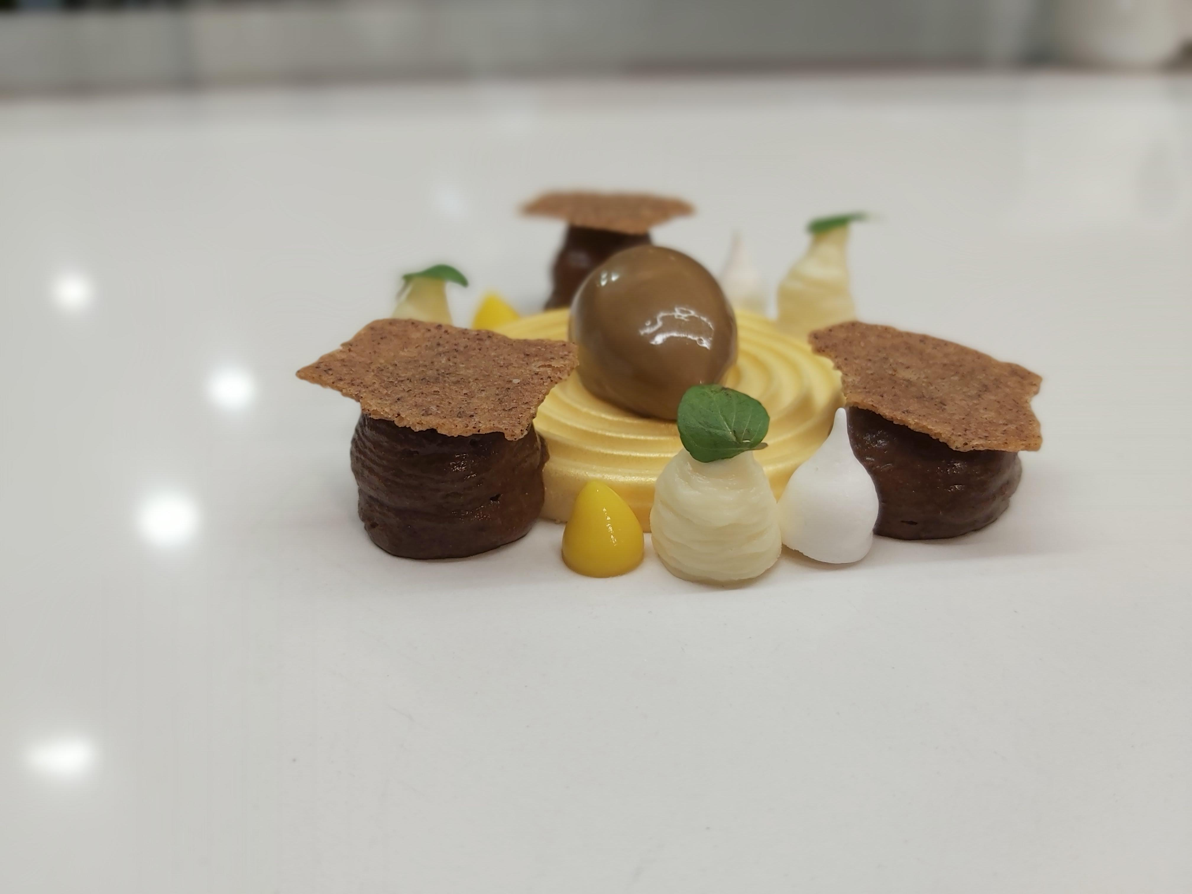 chocolate garnache