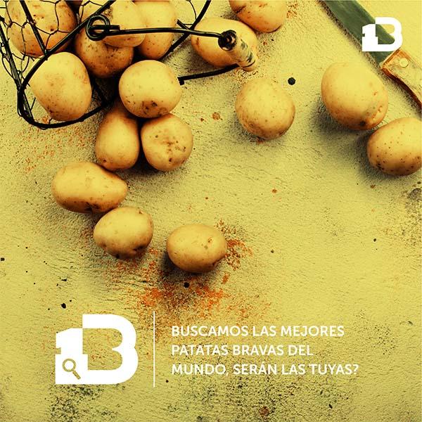 Una de Bravas Concurso Mundial Recetas Patatas Bravas Palencia
