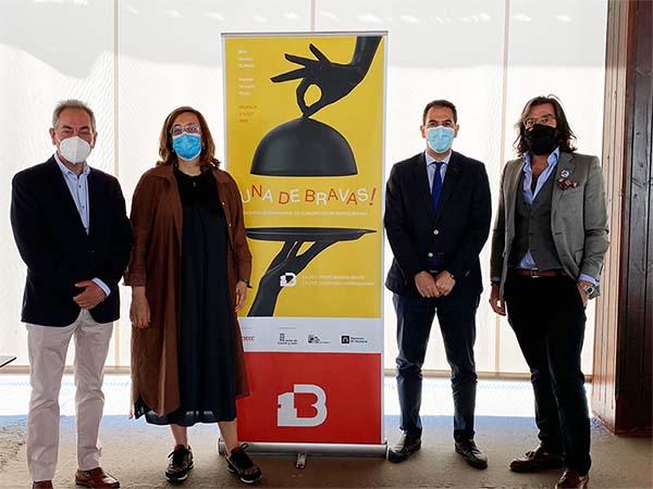 Presentacion 2020 Una de Bravas Concurso Mundial Recetas Patatas Bravas Palencia