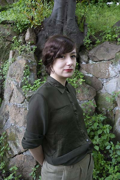 Julia Huete Creadora Artista Premio Arte Emergente Cerv Alhambra Afuegolento