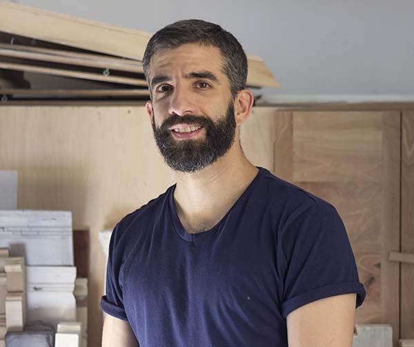 Antonio Fernandez Alvira Creador Artista Premio Arte Emergente Cerv Alhambra Afuegolento