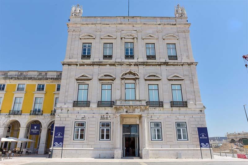 Centro Historico Interpretacion Bacalao Lisboa Afuegolento