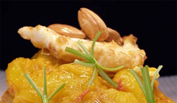 Receta Patatas al Ajopollo Afuegolento
