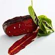 Receta Presa Iberica Sobre Pasta de Curry Rojo Afuegolento