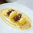 Receta Cremoso Chocolate Bizcocho Naranja Helado Mango Hermanos Carcas Afuegolento