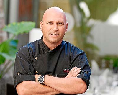Cocinero Marc Fosh Afuegolento 2020