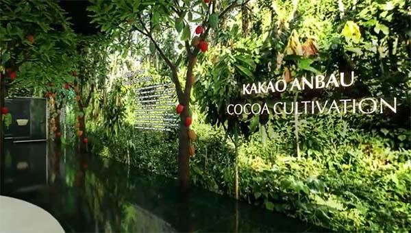 Inauguración Home of Chocolat Lindt Afuegolento 1a