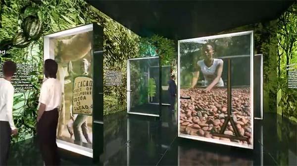 Inauguración Home of Chocolat Lindt Afuegolento 3